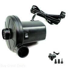 Smart Air Beds Electrical Air Bed Pump Inflatable Matress Black