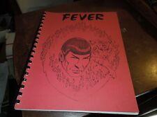"""Star Trek Fanzine """" Fever"""""""