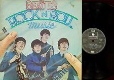 DLP -THE BEATLES ROCK N ROLL MUSIC -JUGOTON -LSPAR 75033