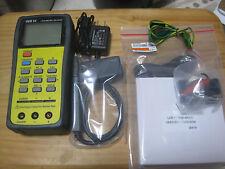 DE-5000 High Accuracy Handheld LCR Meter TL-21 TL-22 TL-23 USB/CD ful set