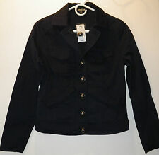 NEW EXPRESS WOMENS EXTRA SMALL CASUAL DRESS JACKET BLAZER NAVY DARK BLUE $79