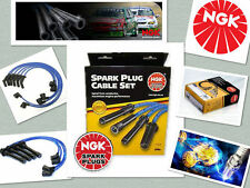 NGK IGNITION LEADS SET 1/1994-8/2000 FIT AUDI CABRIOLET B4 2.6L ABC V6 SOHC MPFI