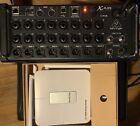 Behringer XR18 Digital Mixer - Full Warranty Until Dec. 2024 - With Wifi Router