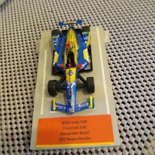 1:43 2019 Alexander Rossi #27 NAPA  Dallara Honda