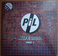 PiL - ALiFE PART 1 - 2 x WHITE VINYL ALBUM - SEALED