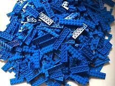 700g LEGO PARTS BLUE plates lot STAR WARS CITY BATMAN MARVEL modified parts