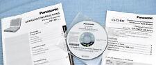 NEW Windows Vista Business SP1 PANASONIC TOUGHBOOK CF-19 MK3-VB1M RECOVERY DVD