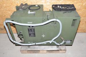 Becker & Söhne SV 200/28D Kompressor // Faryman Diesel // Baukompressor