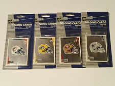 1997 Football Upper Deck Collectors Choice Team Sets! Dolphins, Packers, Cowboys