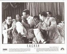 PF Tucker ( Jeff Bridges , Christian Slater )