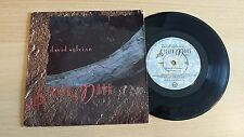 "DAVID SYLVIAN - SILVER MOON - 45 GIRI 7"" - UK PRESS"