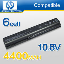 Battery for HP PAVILION DV2000 DV6000