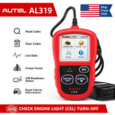 Autel AL319 Universal Car OBD OBD2 Code Reader Scanner Engine Analyzer Scan Tool