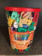 Lakeshore reading rods spelling workstation center educational literacy