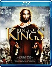 King of Kings Blu-ray Samuel Bronston's 1961 Jeffrey Hunter