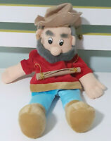 Jolly Swagman Puppet Plush Toy Australian Bush Character Toy 37cm Tall!