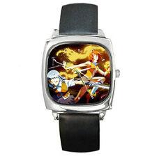 .hack/sign anime fire bracelets photo leather watch