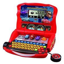 Toddler Toy Vtech Disneys Cars Lightning Mcqueen Learning Laptop Kids Play Game