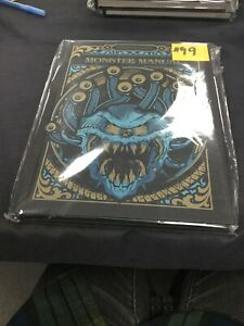 Dungeons And Dragons 5e Limited Edition Alternate Art Monster Manual (New, OOP)