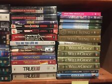 Season Tv Show Large Lot- Pick and Choose- Save on Shipping! 249 Options!