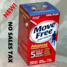 Schiff Move Free Advanced  Joint H Glucosamine 200 Coated Tablets