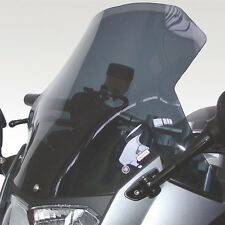 MEDIUM Windschild BMW F 800 ST Scheibe, Windshield, Parebrise, Screen RAUCHGRAU