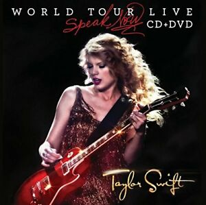 Taylor Swift - Speak Now World Tour Live [CD]
