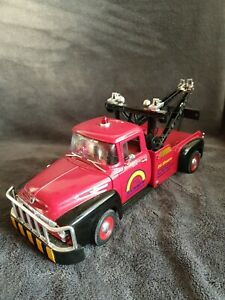 Ford F-100 TOW Truck 1953 Road Service  No. 9834