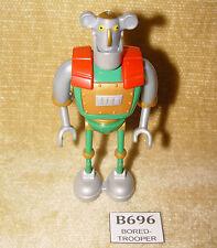 LEGO Minifigs: Duplo: Little Robots: 44383 Duplo Figure, Sporty (2003) CUTE!