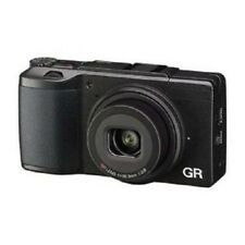 USED Ricoh GR II Digital with 3-Inch LCD Black Excellent FREE SHIPPING