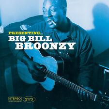 Presenting - Big Bill Broonzy CD