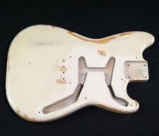 1958 Fender Musicmaster / Duo Sonic Body Vintage Original Desert Sand 1957