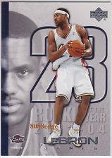 2005-06 UPPER DECK EXCLUSIVE BONUS: LeBRON JAMES #LJ29 NBA PLAYOFF FINALS MVP