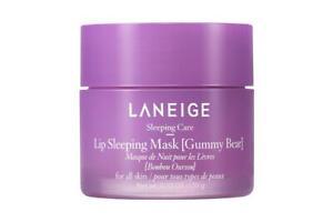 Laneige Lip Sleeping Mask Gummy Bear Limited Edition