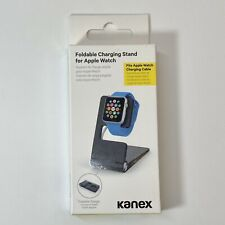 Kanex Foldable Charging Stand for Apple Watch Series 1 2 3 4 - Black NIB