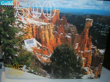 New in sealed box from 1995 Guild 500 piece jigsaw puzzle