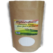 Shepherd's Natural Cassava Flour, 100% All Natural 2 lbs /32 oz bag