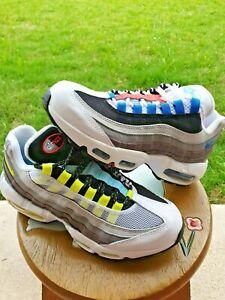 "Nike Air Max 95 ""GREEDY"" BRAND NEW Men 6.5 / Women 8"