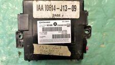 2013 Dodge Dart TCM transmission computer 5524644