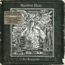 Machine Head : Blackening, the [2008 Edition Cd + Dvd] CD (2008)