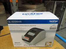 BROTHER QL-820NWB WiFi Bluetooth Professional Label Printer NEW IN OPEN BOX