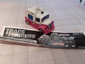 Transformers movie revenge of the fallen skids and mud flap complete
