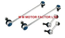 VW Passat B6 2005- Front & Rear SUSPENSION Anti-ROLL Bar Stabiliser DROP LINKS
