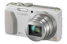 Panasonic Digital Camera Lumix Tz40 20X Optical White Dmc-Tz40-W F/S