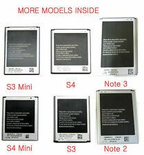 Batería de Repuesto para SAMSUNG GALAXY S2 S4 S3 S4 S S5 2 Ace 2 Note 3 Note Mini