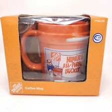 The Home Depot Logo Large  3D Coffee Mug Cup Collectible