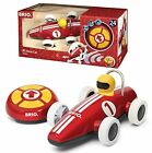 Brio 30388 R/C Race Car | Battery Operated Toy Remote Control Race Car for To...