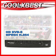 DGTEC HD DIGITAL TV SET TOP BOX w USB MPEG2 MPEG4 H264 NEW DIGITAL CHANNELS