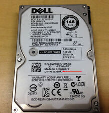 "DELL 146 GB 15K SAS 2.5"" HDD 6 Gbps per i server Dell R610"