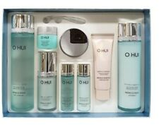 Korea cosmetic OHUI Miracle Aqua  8pcs Special Set Anti aging Wrinkle Moisture
